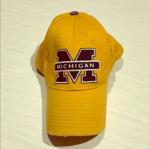 Other - University of Michigan One fit hat